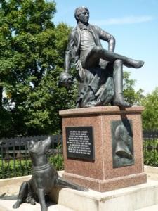 Bismarckdenkmal Rudelsburg