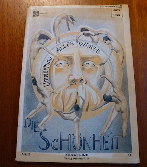 Die Schönheit - Nietzsche Heft