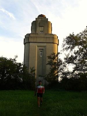 Bismarckturm Leipzig Lützschena
