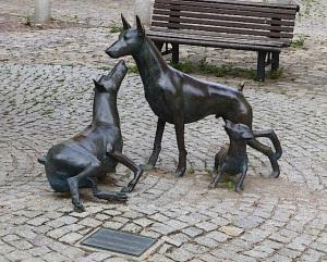 dobermanndenkmal