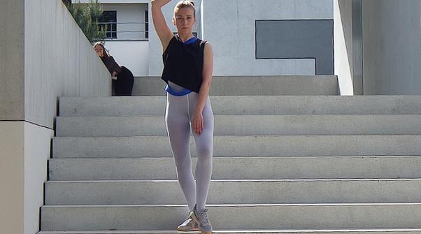 Tanz den Walter Gropius