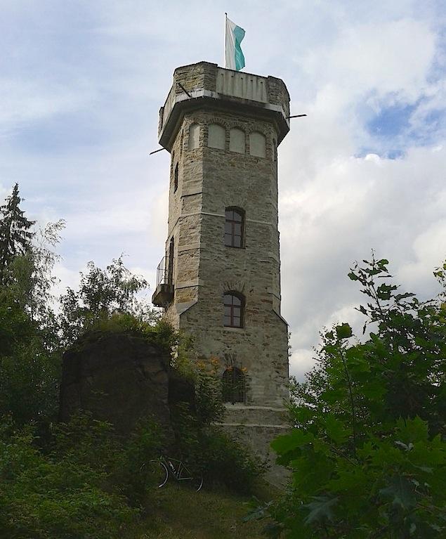 Bismarckturm Wiesenbad