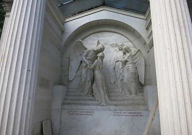 Grab von Karl May