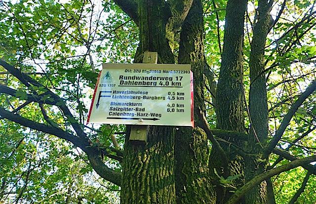 dahlenberg kammweg