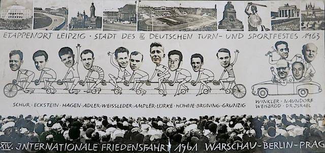 friedensfahrt 1961