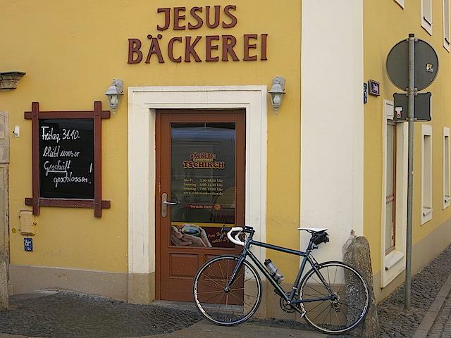 jesus bäckerei
