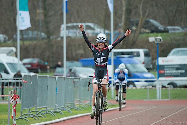Jessica Lambracht - Deutsche CX Meisterin 2015