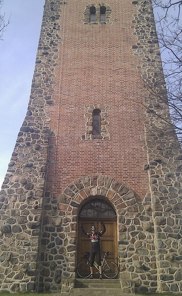 Bismarckturm Burg bei Magdeburg