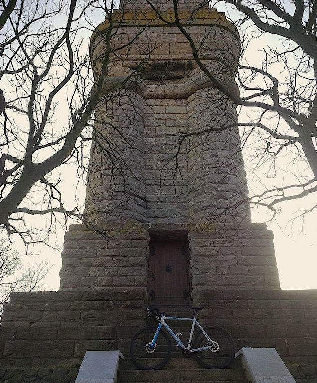 Bismarckturm Ronneburg