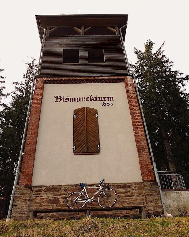 Bismarckturm Sitzendorf