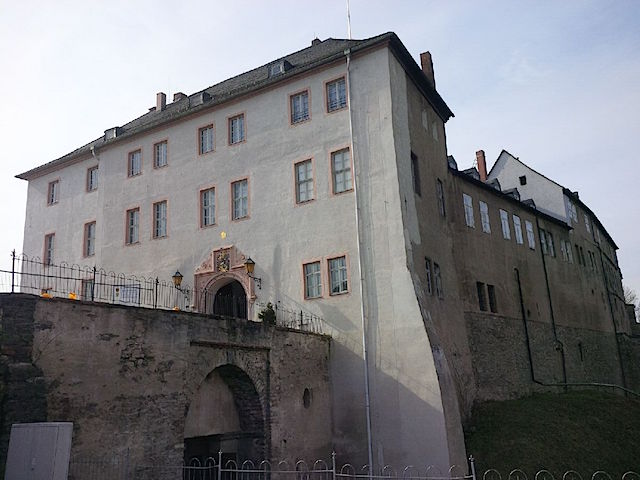Burg Wildenfels