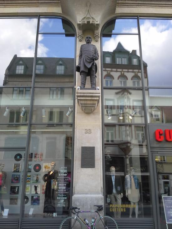 Bismarckdenkmal Erfurt