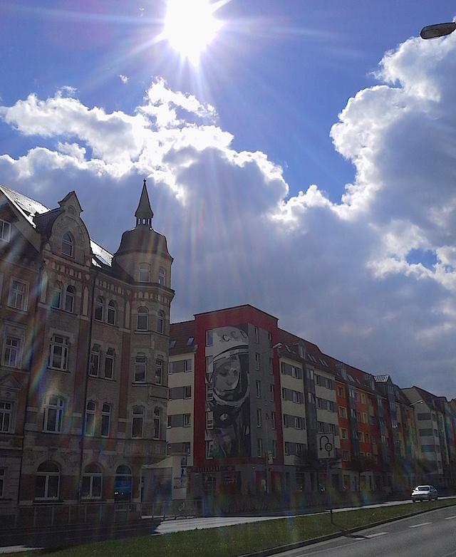 Juri-Gagarin-Ring Erfurt