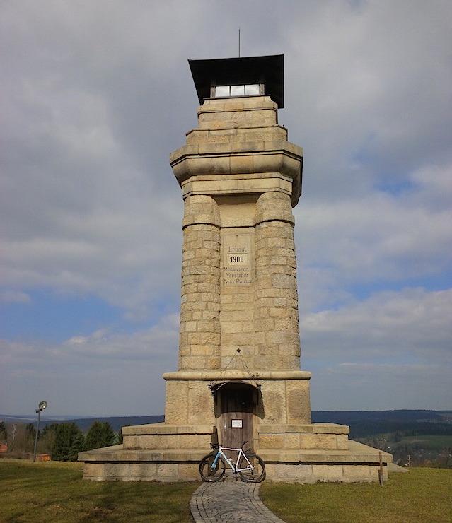 Bismarckturm Markneukirchen