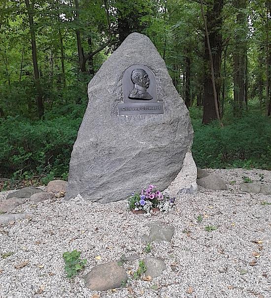 Bismarckstein Zossen