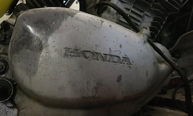 motor XL 500