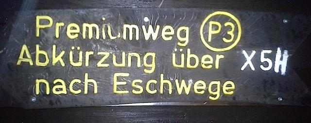 Premiumweg