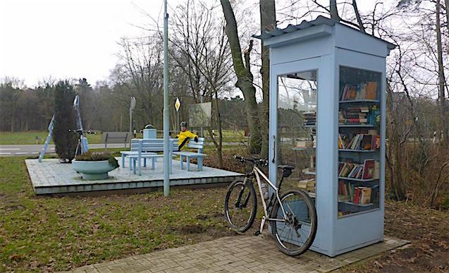 Leseecke in Drögenbostel
