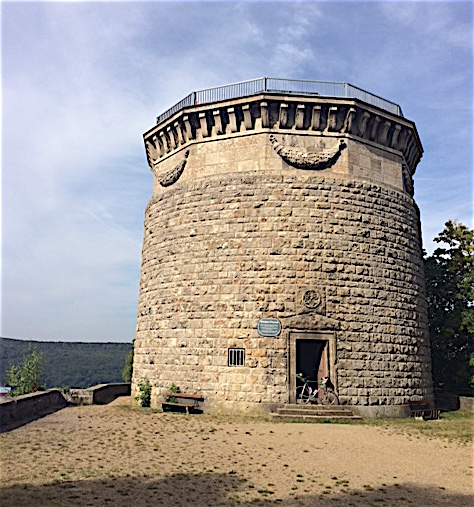 Bismarckturm Bad Kissingen